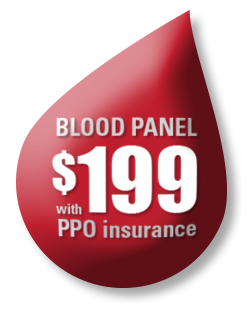 $199 with PPO insurance