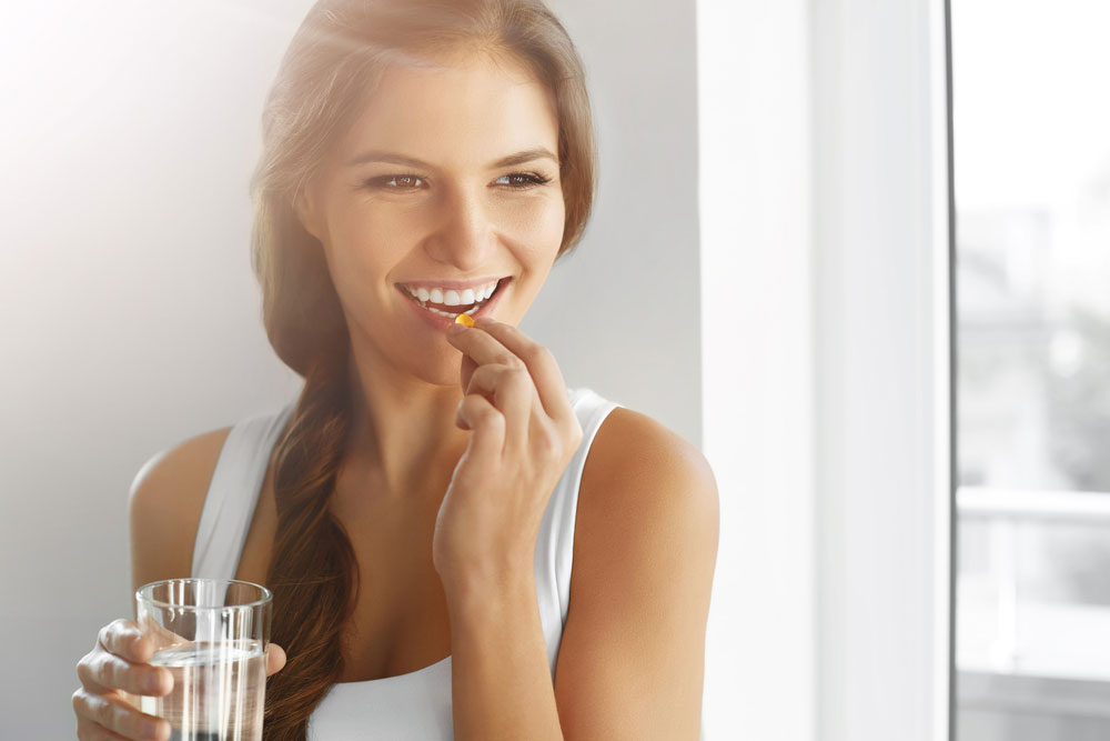 The Five Best Nutritional Supplements for Anti-Aging