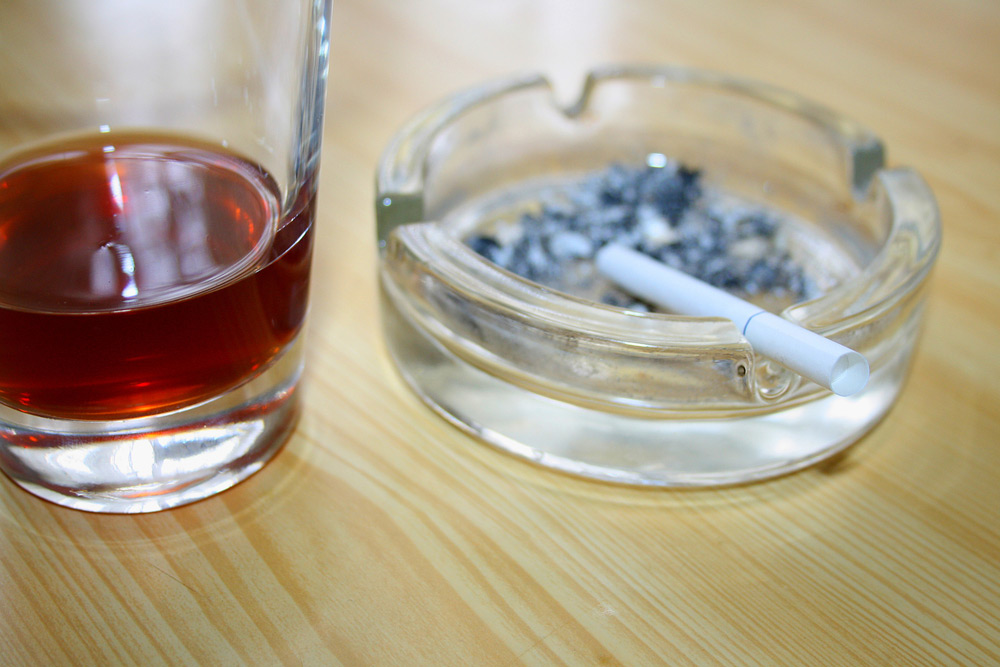 the biostation - Five Natural Cures for ED: Smoking & Alcohol