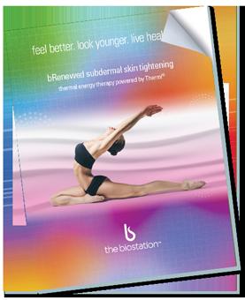 bRenewed Subdermal Energy Skin Tightening